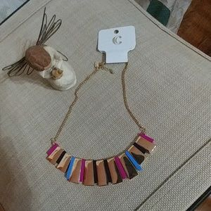 Gold Necklace costume jewelry